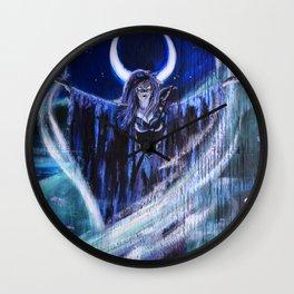 Macha: Celtic Warrior Goddess Wall Clock