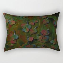 Deep trance Rectangular Pillow