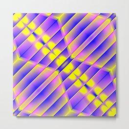 Garish  Pattern 8 Metal Print