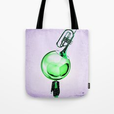 Modern Cornet Tote Bag