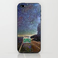Stars Wander wolkswagen. Dreams. Green iPhone & iPod Skin
