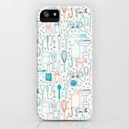 Men hobbies iPhone Case