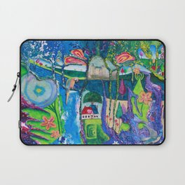 Traveling Into Infinity Laptop Sleeve