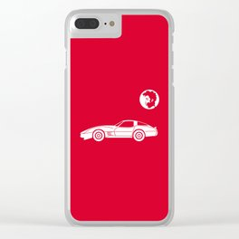 Stingray C3 Clear iPhone Case