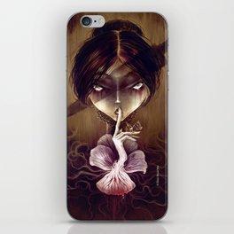 Mary Jane Kelly by Élian Black'Mor iPhone Skin