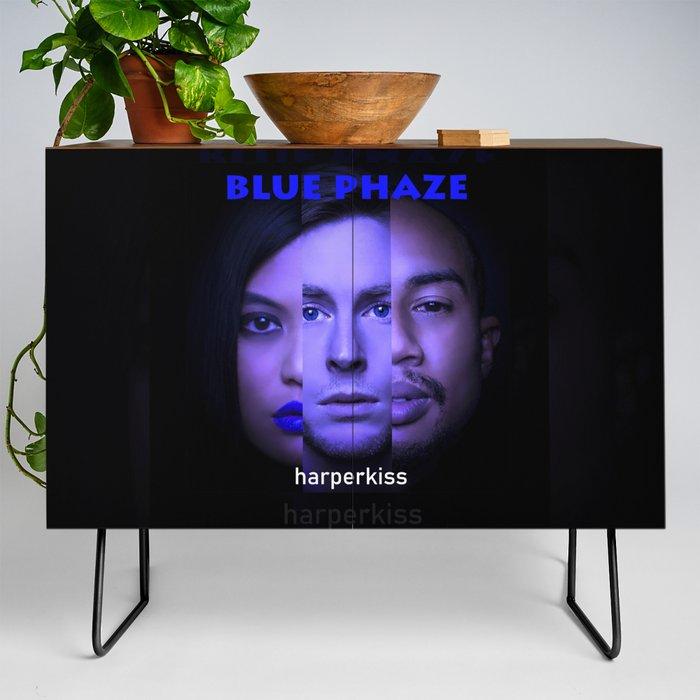 BLUE PHAZE Credenza