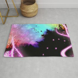 Magic in the Air Rug