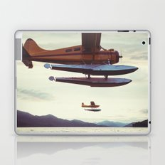 Fly me to Alaska Laptop & iPad Skin