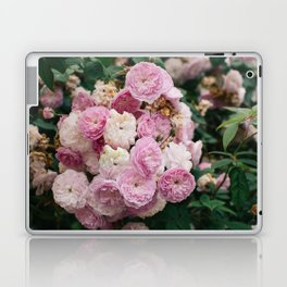 The smallest pink roses Laptop & iPad Skin