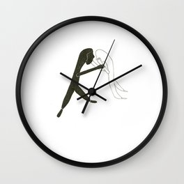 All that I want from thee Wall Clock