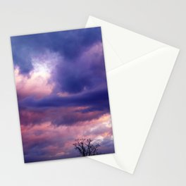 Glorious morning Stationery Cards