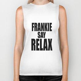 Frankie say RELAX Biker Tank
