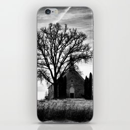 Church in the Country iPhone Skin