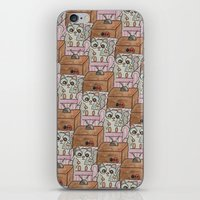 movies iPhone & iPod Skins featuring Sad Movies by wemma
