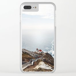 Point Reyes Lighthouse Clear iPhone Case