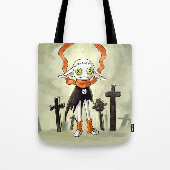 Rag Doll 2 Tote Bag