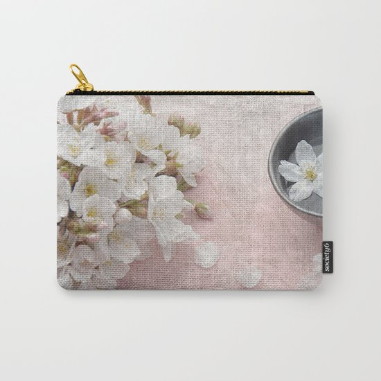 Cherry Blossom #7 Carry-All Pouch