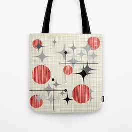 Starbursts and Globes 2 Tote Bag
