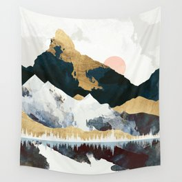 Winters Day Wall Tapestry