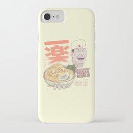 Ichiraku best Ramen iPhone Case