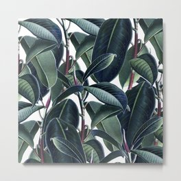 Rubber & Glue #society6 #decor #buyart Metal Print