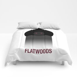 Flatwoods (She's not a monster) Comforters