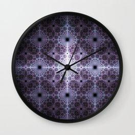 Tile Flooring on Mount Olympus Wall Clock