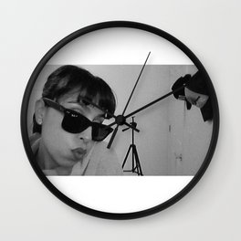 urban audrey Wall Clock