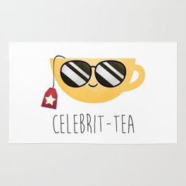 Celebrit-tea Rug