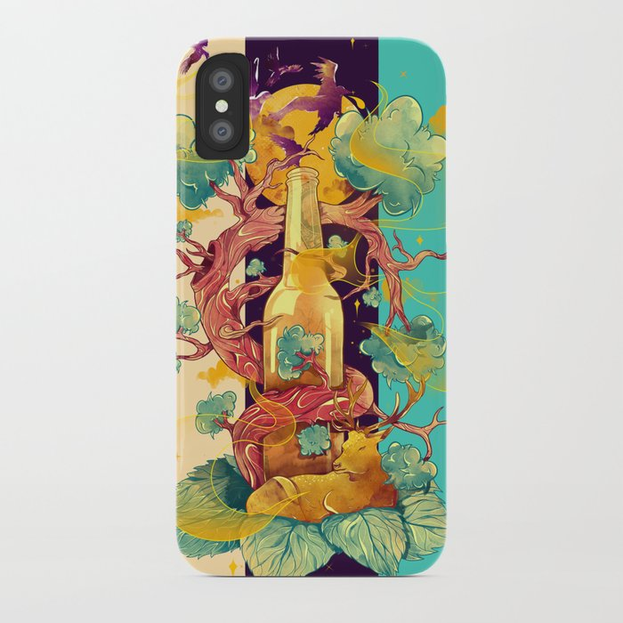 Natural Cycle iPhone Case