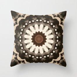 Ouija Wheel of Stars - Beyond the Veil Throw Pillow