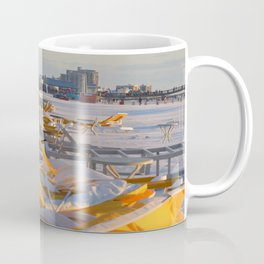 Calm Chaos at the Beach Coffee Mug