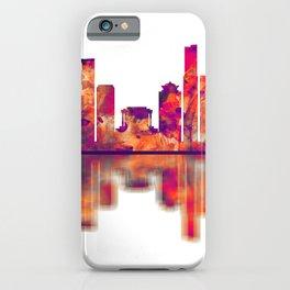 Hanoi Vietnam Skyline iPhone Case