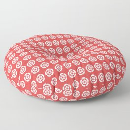 Oda Clan Samurai Pattern Floor Pillow