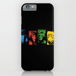 cowboy bebop iPhone Case