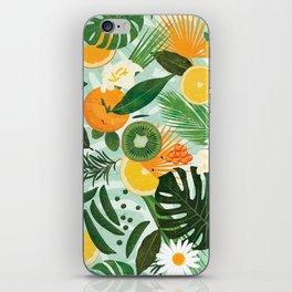 Spring and Deli iPhone Skin