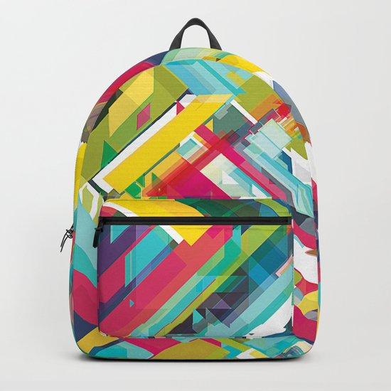 Overstrung Backpack