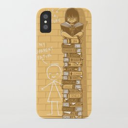 Real stature iPhone Case