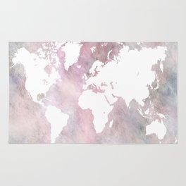 Design 66 world map Rug