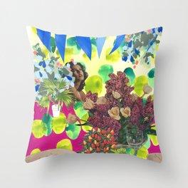 Le Reve Throw Pillow