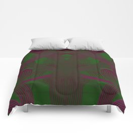 Cherokee Hoop Dance DPA151009a Comforters