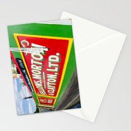 Fellows, Morton & Clayton Owl Stationery Cards