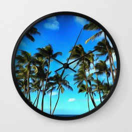 Kihei Wall Clock