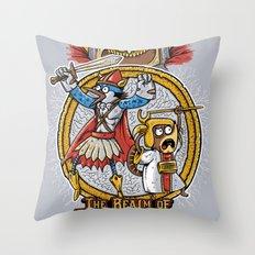 Regular Boardgame Throw Pillow