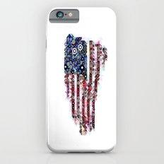 :: Star Spangled Banner :: iPhone 6s Slim Case
