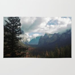 Glorious Yosemite Rug