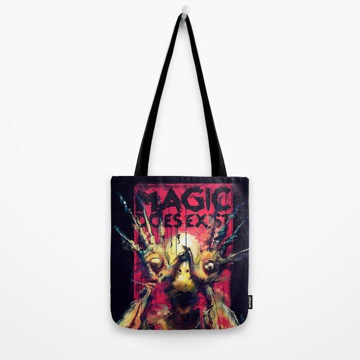 Pan's Labyrinth (Pale Man) Tote Bag