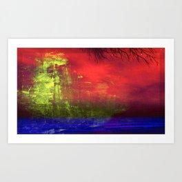 """Dust in the Wind"" Art Print"