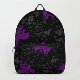 Pink spooky bats Backpack