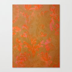 Dressing Room Canvas Print